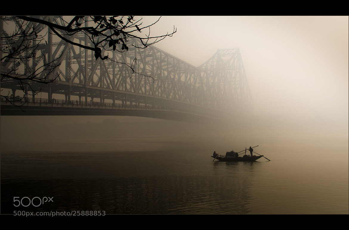 Photograph The Bridge by rahul S on 500px