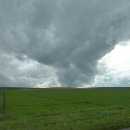 Arromanches sky, Panasonic DMC-TZ36