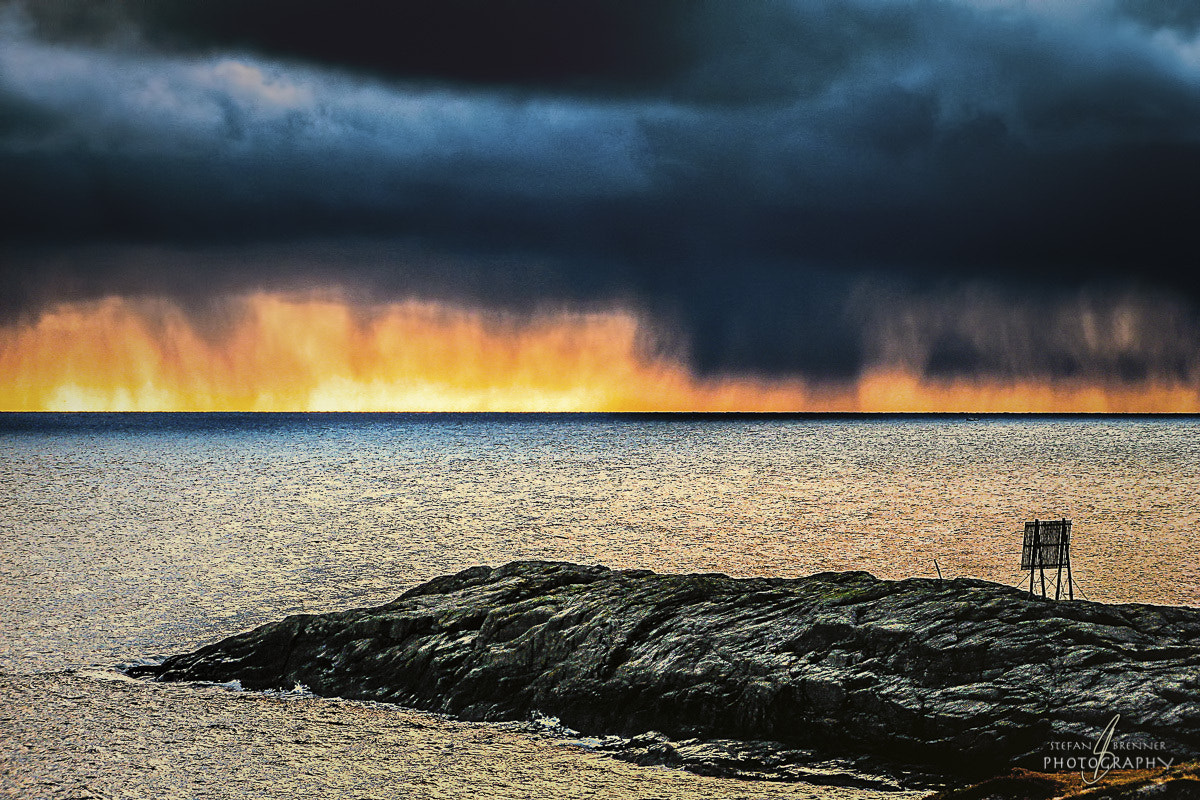 Photograph Stormy Horizon by Stefan Brenner on 500px