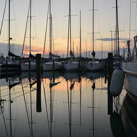 Hafen, Nikon D7100, AF-S DX Nikkor 10-24mm f/3.5-4.5G ED