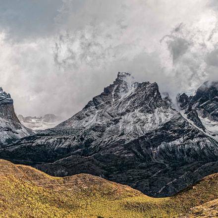Torre Del Paine, Nikon D810, AF-S Nikkor 35mm f/1.4G