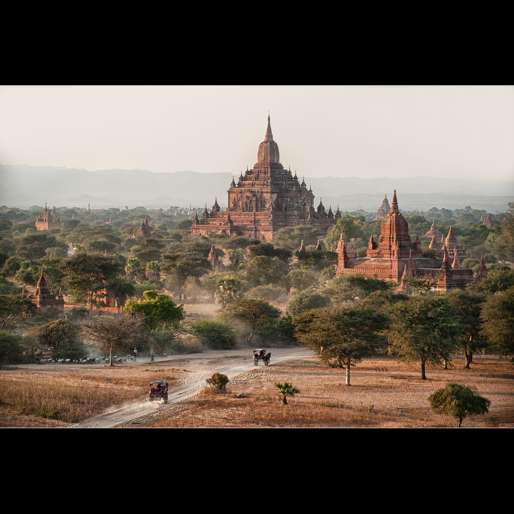 Photograph Bagan by Malcolm Fackender on 500px