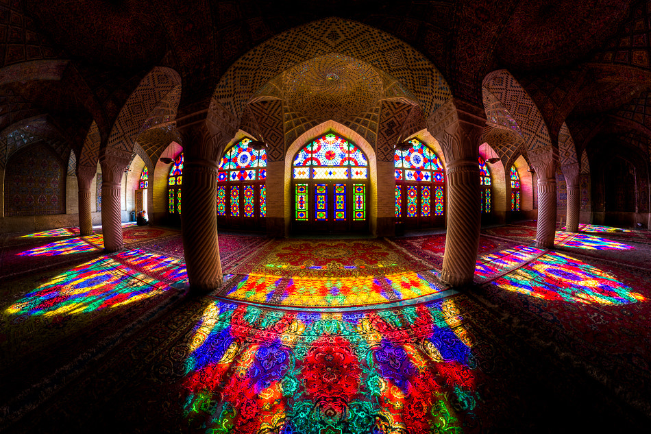Photograph Nasir Al-Mosque by Mohammad Reza Domiri Ganji  on 500px