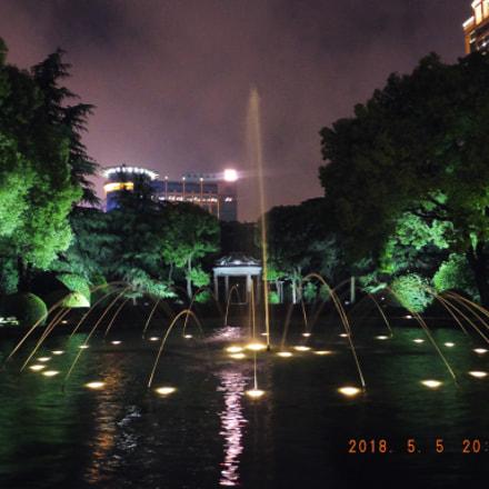 a view fm Shanghai, Fujifilm FinePix F900EXR
