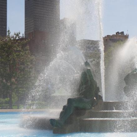 Fountain, Samsung Galaxy Camera 2