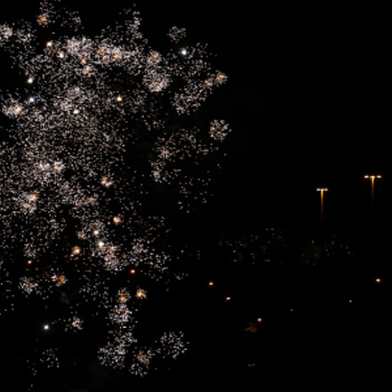 Fireworks, Canon EOS 5D MARK III, Canon EF 28-300mm f/3.5-5.6L IS