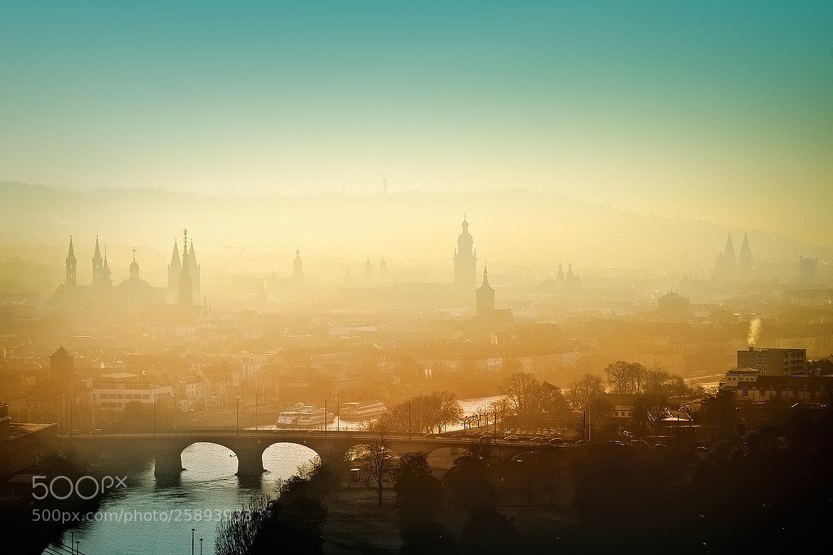 Photograph würzburg III by Max Ziegler on 500px