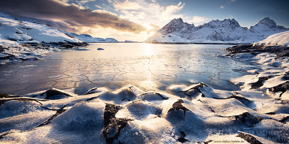 Photograph Ice Bay by Stefan Hefele on 500px