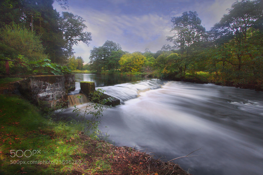Photograph Down by the River by peaky40  on 500px