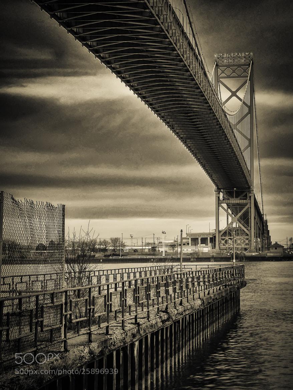 Photograph Ambassador Bridge  by Steven Wosina on 500px