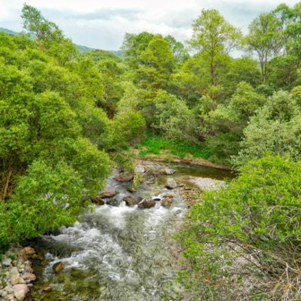 Mountain river, Nikon COOLPIX L310