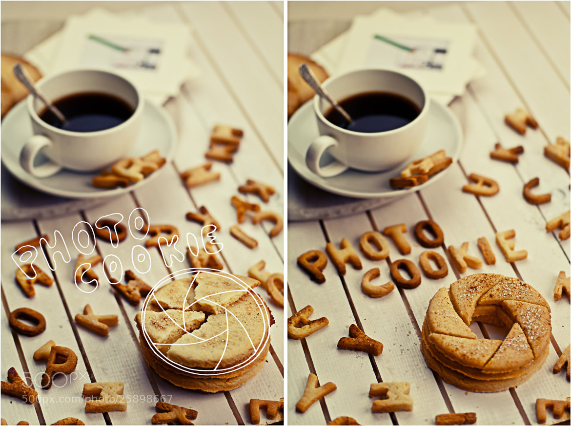 Photograph Photo cookies by Dina Belenko on 500px