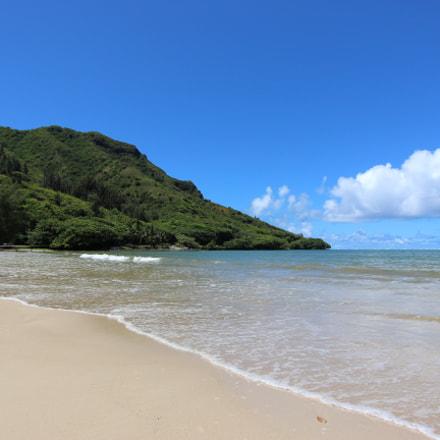 Oahu North Shore Beach, Canon EOS 600D, Canon EF-S 10-22mm f/3.5-4.5 USM