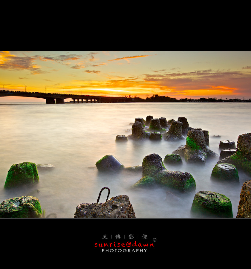 Photograph Shicao Sunset  四草日落 by SUNRISE@DAWN photography 風傳影像 on 500px