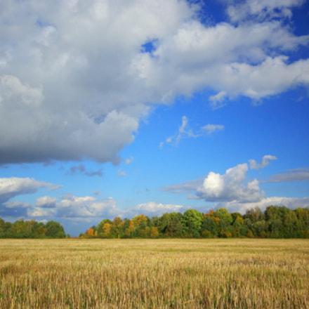 Autumn landscape, Pentax K200D, Sigma AF 10-20mm F4-5.6 EX DC