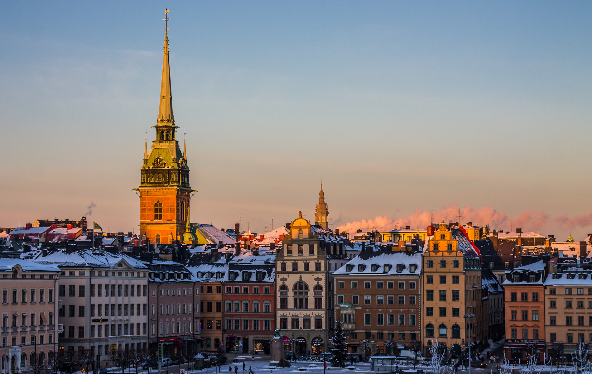 Photograph View of the Gamla Stan by Dima Vorontsov on 500px