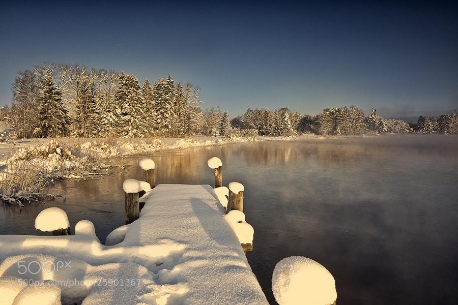 Photograph beautiful winter by Sandra Löber on 500px