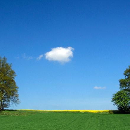 The little cloud, Fujifilm FinePix S9600