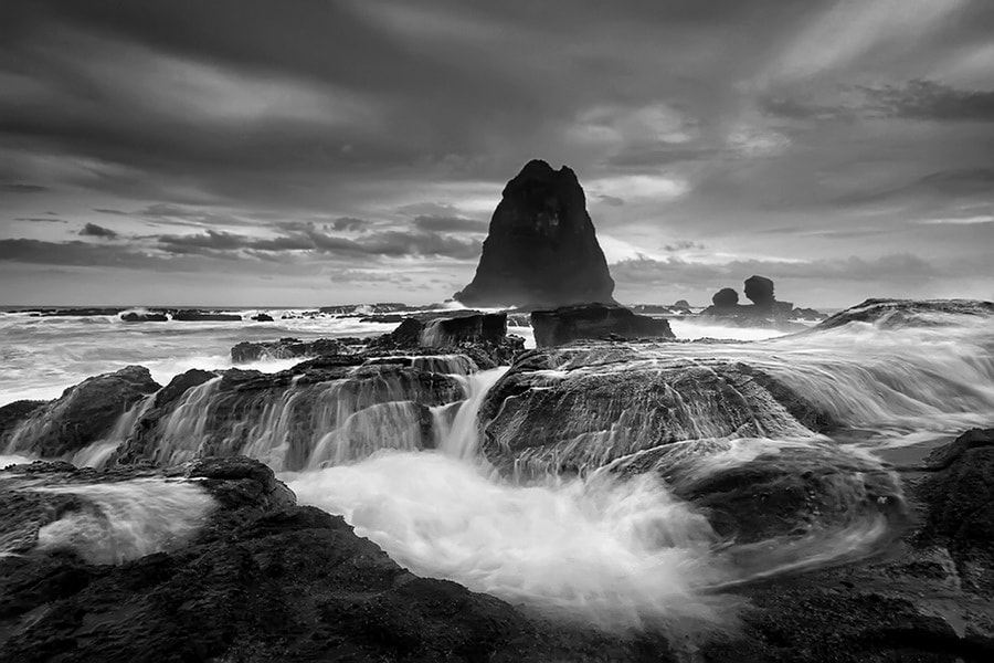 Photograph The Majesty Of Papuma Beach  by Agoes Antara on 500px
