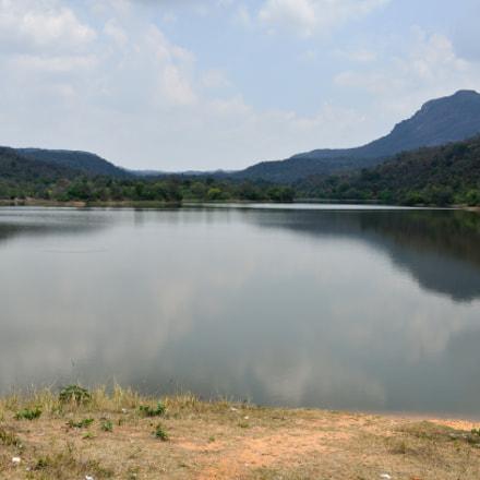 Dandiganahalli Dam, Nikon D7000, AF Zoom-Nikkor 28-80mm f/3.5-5.6D