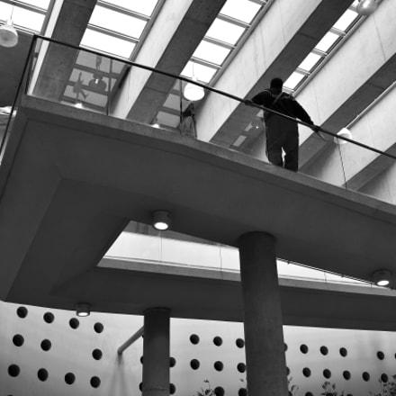 Centro cultural La Moneda, Nikon D750