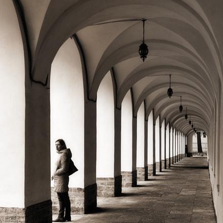 Архитектура-это застывшая музыка., Nikon D750