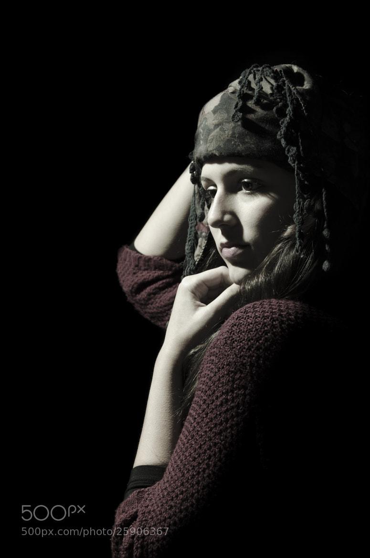 Photograph Low key portraiture by Lucas Montalvo on 500px