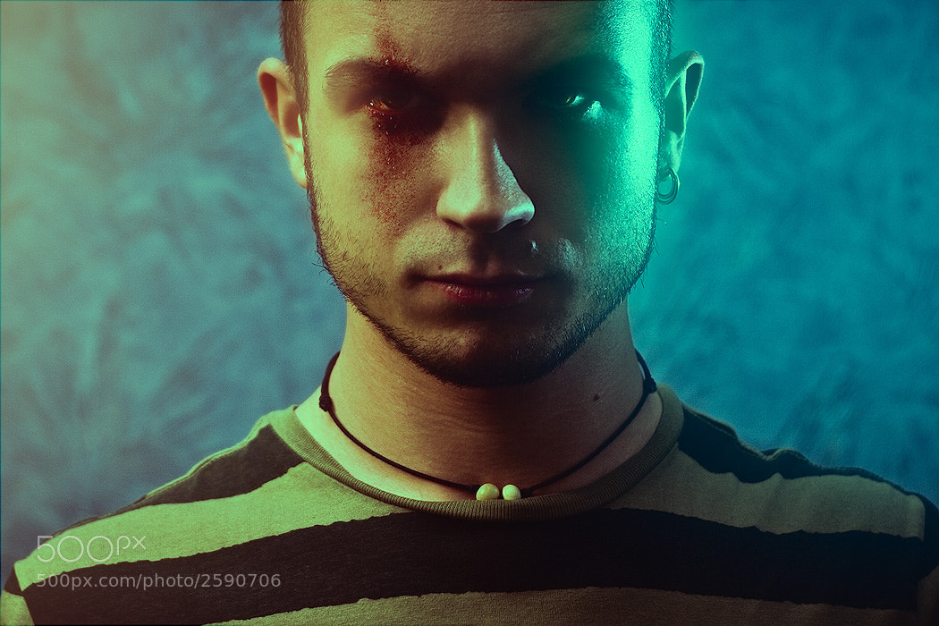 Photograph self portrait by Alexander Tulupov on 500px