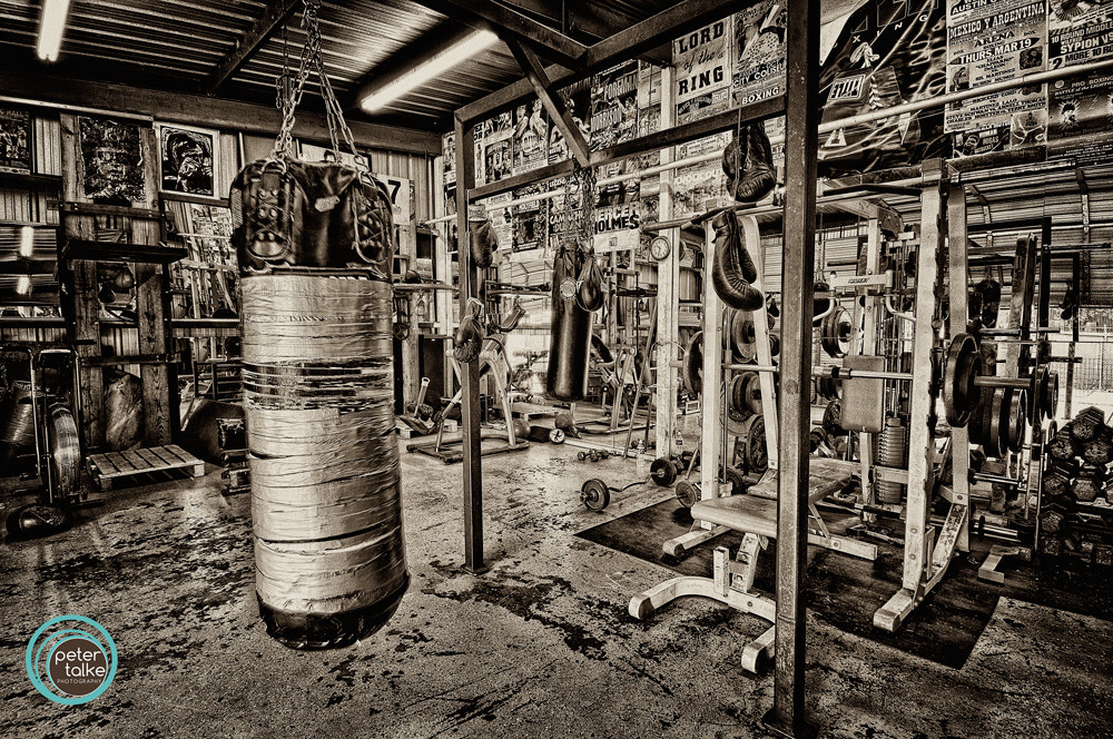 Photograph Lord's Gym (HDR) by Peter Talke Photography on 500px