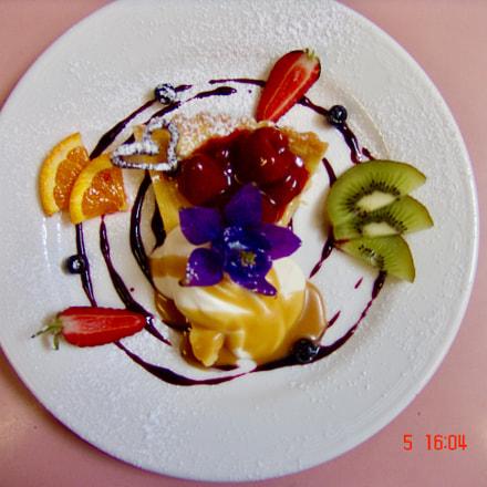 Dessert , Sony DSC-F828