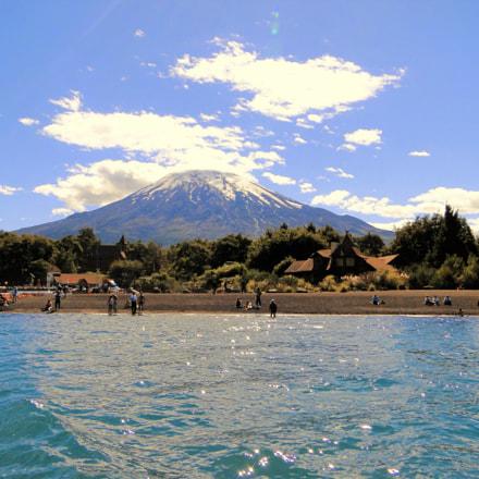 Todos los Santos Lake, Sony DSC-HX1