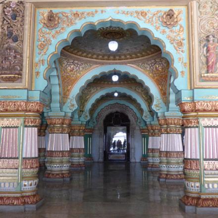 Palace Interior, Panasonic DMC-FZ70