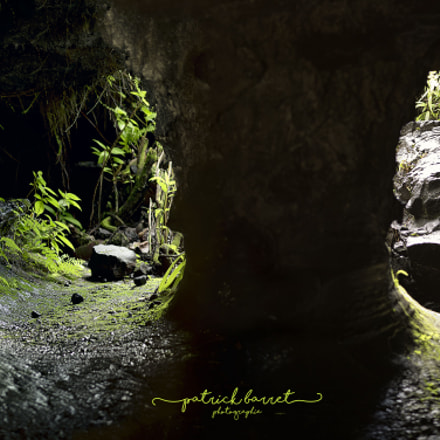 Tunnels de lave – Île de la Réunion