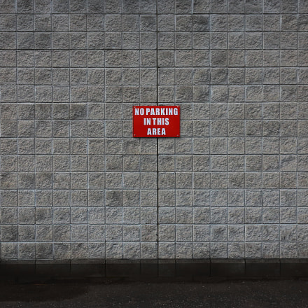 No Parking, Canon EOS 70D, Canon EF-S 15-85mm f/3.5-5.6 IS USM