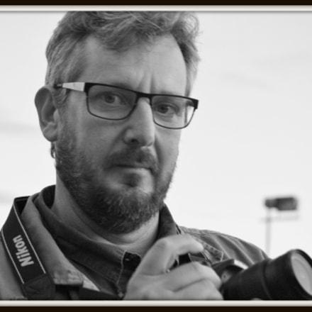 Retrato de un fot, Nikon D3000, AF-S DX VR Zoom-Nikkor 55-200mm f/4-5.6G IF-ED
