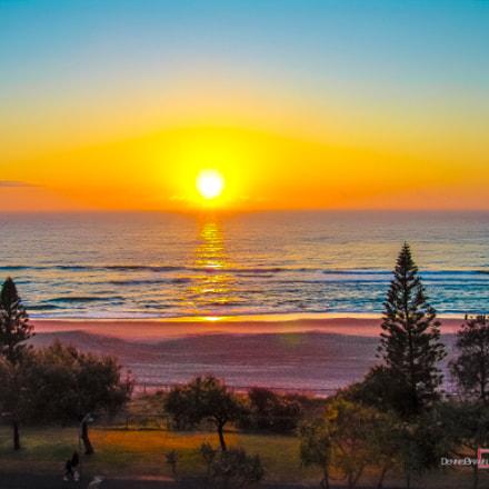 Surfers Paradise Beach, Sony DSC-F828