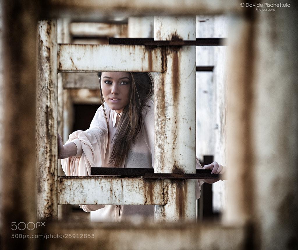 Photograph Portrait Dalila by Davide Pischettola on 500px