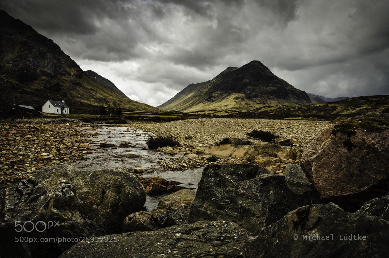 Photograph Scotland, Glen Coe by Michael Lüdtke on 500px