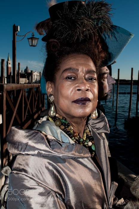 Photograph Venice Carnival - 2013 by Agostino Priarolo on 500px