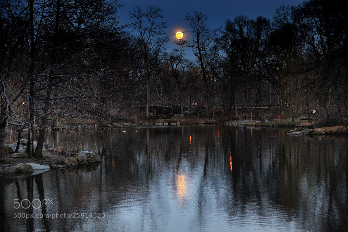 Photograph Moonrise by Joe Josephs on 500px