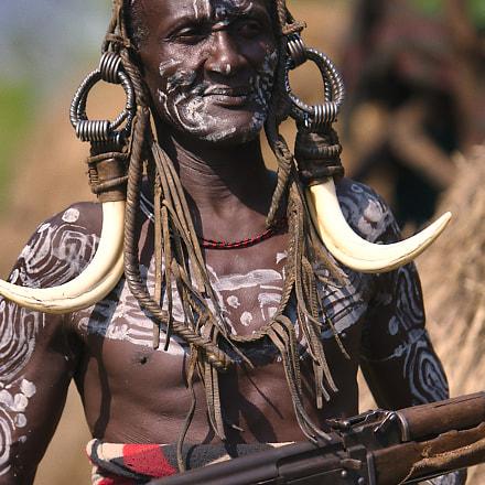 chef MURSI ETHIOPIE, Canon EOS-1D MARK II N, Canon EF 70-200mm f/2.8L IS