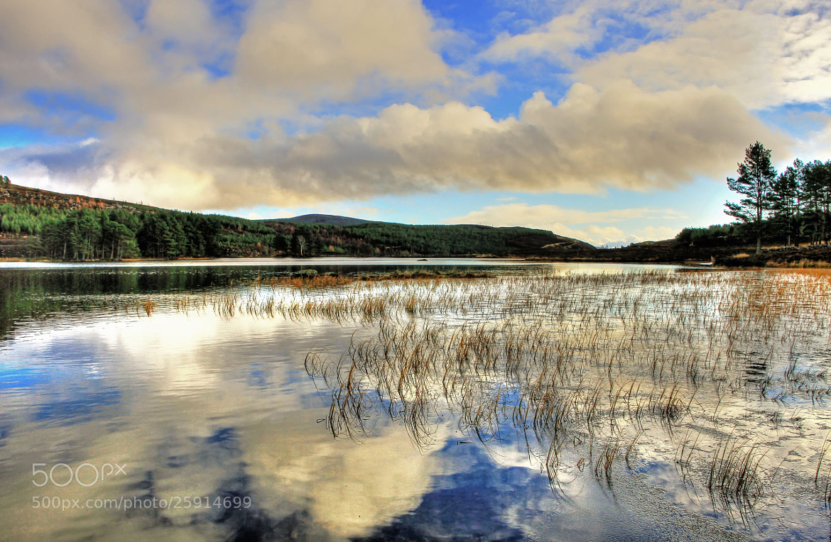 Photograph Loch Achentaple by Hilda Murray on 500px