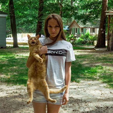 Самый милый кот), Fujifilm FinePix S4000