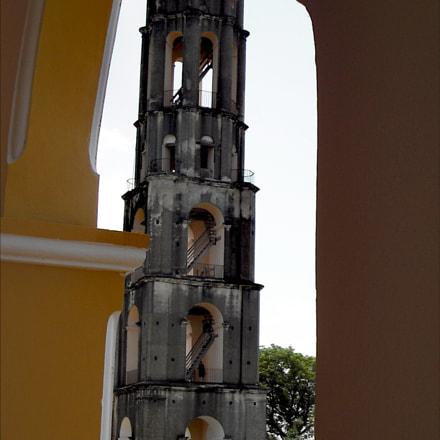Cuba. Torre de Iznaga, Fujifilm FinePix J10