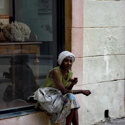 Cuba. Calle Obispo, Fujifilm FinePix J10