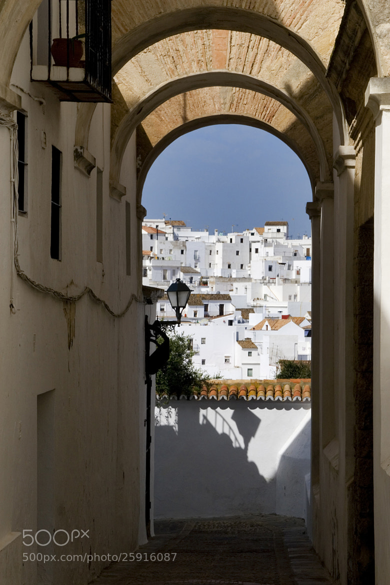 Photograph Andalucian white village by Roto Fam on 500px
