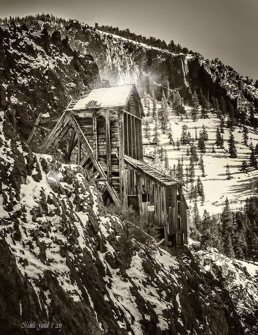 Photograph Old Mine by Michelle Goodall on 500px