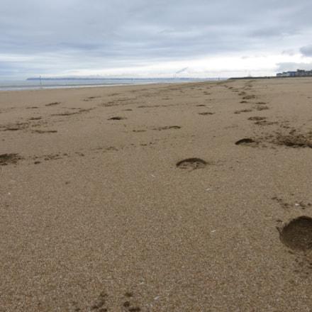 Traces in the sand, Panasonic DMC-TZ36