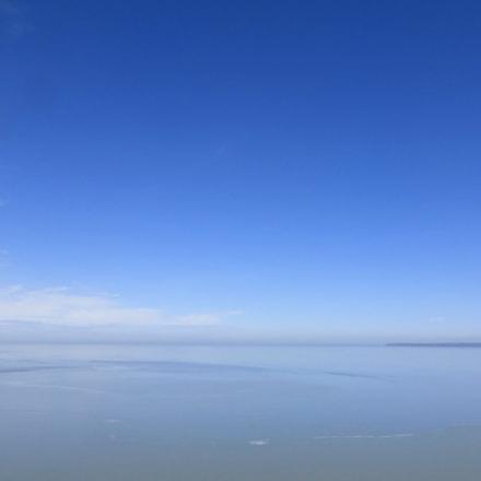 Mont-Saint-Michel blue haze, Panasonic DMC-TZ36