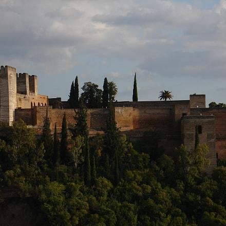 The Alhambra, Sony DSC-V3